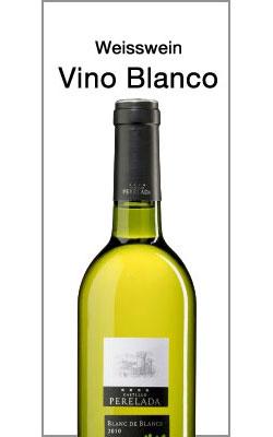 Weisswein Vino Blanco