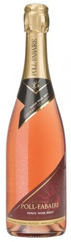 Crémant de Luxembourg - Poll Fabaire - Pinot Noir Rose, Brut