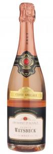 Crémant d'Alsace - Weysbeck, Rose Brut