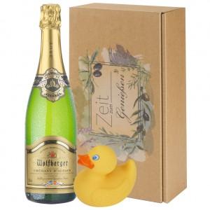 Crémant Geschenkpaket - Bathtube